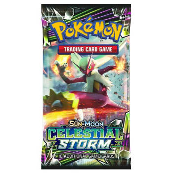 Pokemon - SM Celestial Storm Booster Pack