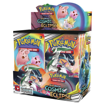 Pokemon - SM Cosmic Eclipse Booster Box