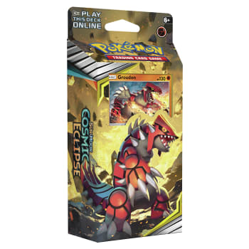 Pokemon - SM Cosmic Eclipse Theme Deck - Groudon