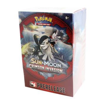 Pokemon - SM Crimson Invasion Prerelease Pack