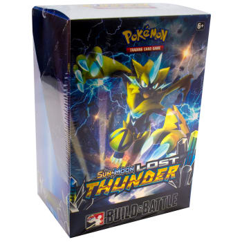 Pokemon - SM Lost Thunder Prerelease Pack