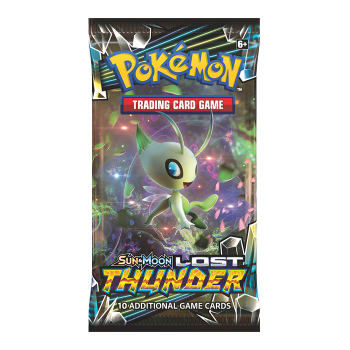 Pokemon - SM Lost Thunder Booster Pack
