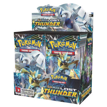 Pokemon - SM Lost Thunder Booster Box