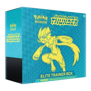 Pokemon - SM Lost Thunder Elite Trainer Box