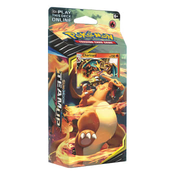 Pokemon - SM Team Up Theme Deck - Charizard