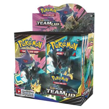 Pokemon - SM Team Up Booster Box