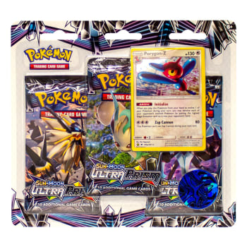 Pokemon - SM Ultra Prism 3 Booster Blister - Porygon-Z
