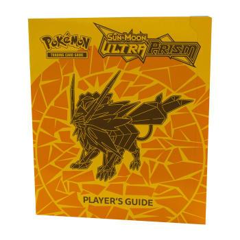 Pokemon - SM Ultra Prism Dusk Mane Necrozma Player's Guide