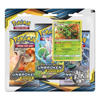 Pokemon - SM Unbroken Bonds 3 Booster Blister - Sceptile