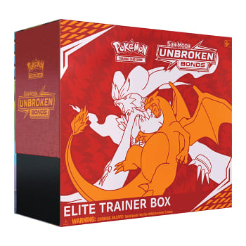 Pokemon - SM Unbroken Bonds Elite Trainer Box
