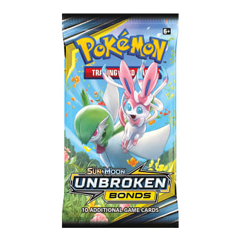 Image result for unbroken bonds booster pack