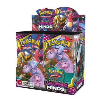Pokemon - SM Unified Minds Booster Box