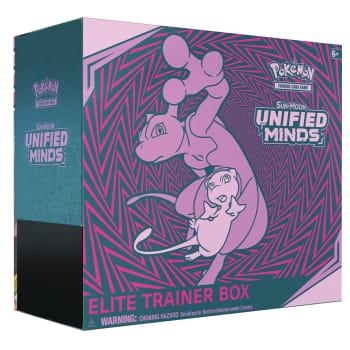 Pokemon - SM Unified Minds Elite Trainer Box