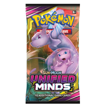 Pokemon - SM Unified Minds Booster Pack