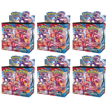 Pokemon - SWSH Battle Styles Booster Case