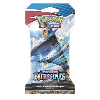 Pokemon - SWSH Battle Styles Sleeved Booster Pack