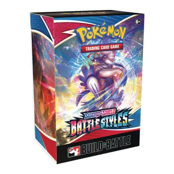 Pokemon - SWSH Battle Styles Prerelease Pack