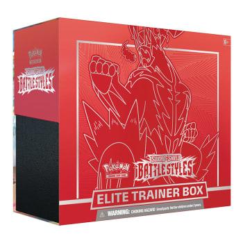 Pokemon - SWSH Battle Styles Elite Trainer Box - Single Strike Urshifu