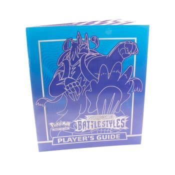 Pokemon - SWSH Battle Styles Blue Player's Guide