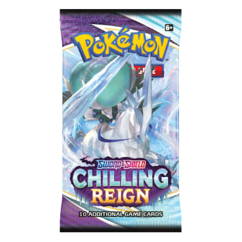 Pokemon - SWSH Chilling Reign Booster Pack
