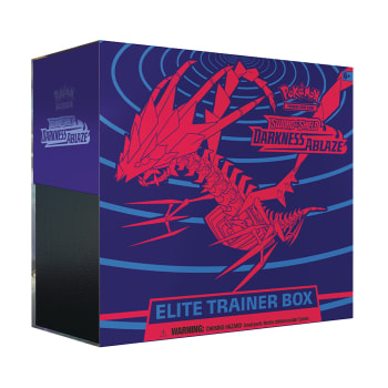 Pokemon - SWSH Darkness Ablaze - Elite Trainer Box