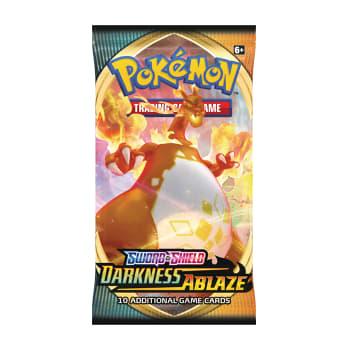Pokemon - SWSH Darkness Ablaze Booster Pack