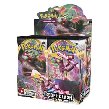 Pokemon - SWSH Rebel Clash Booster Box