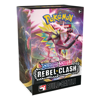 Pokemon - SWSH Rebel Clash Prerelease Pack