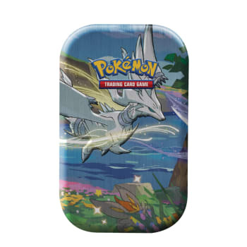 Pokemon - SWSH Shining Fates Mini Tin - Reshiram/Cinderace