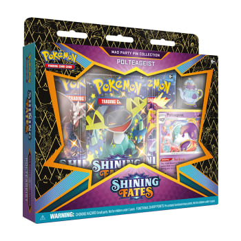 Pokemon - SWSH Shining Fates Mad Party Pin Collection - Polteageist