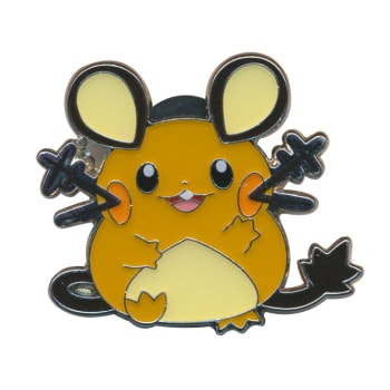 Pokemon - Dedenne Collector's Pin