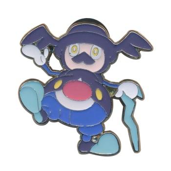 Pokemon - Galarian Mr. Rime Collector's Pin