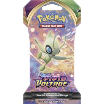 Pokemon - SWSH Vivid Voltage Sleeved Booster Pack