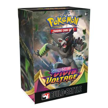Pokemon - SWSH Vivid Voltage Prerelease Pack