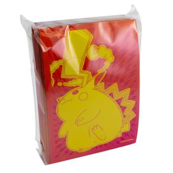 Pokemon - SWSH Vivid Voltage Pikachu Sleeves - 65 Ct.