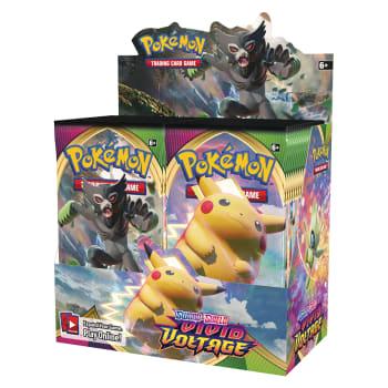Pokemon - SWSH Vivid Voltage Booster Box