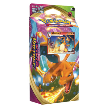 Pokemon - SWSH Vivid Voltage Theme Deck - Charizard