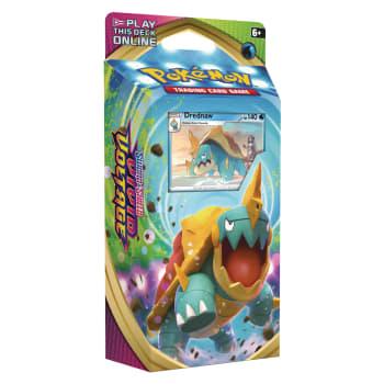Pokemon - SWSH Vivid Voltage Theme Deck - Drednaw