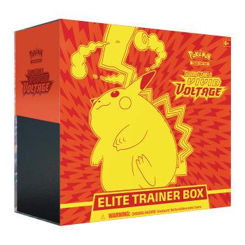 Pokemon - SWSH Vivid Voltage - Elite Trainer Box