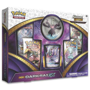 Pokemon - Shining Legends Figure Collection - Shiny Darkrai GX