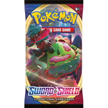 Pokemon - Sword and Shield Booster Pack
