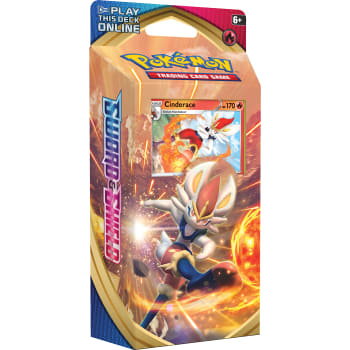Pokemon - Sword and Shield Theme Deck - Cinderace