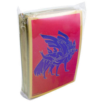 Pokemon - Sword and Shield Zacian Sleeves - 65 Ct.