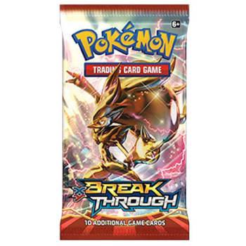 Pokemon - XY BREAKthrough Booster Pack
