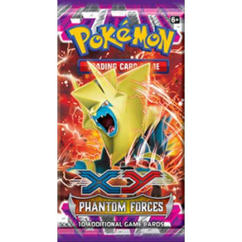 Pokemon - XY Phantom Forces Booster Pack
