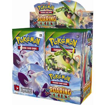 Pokemon - XY Roaring Skies Booster Box