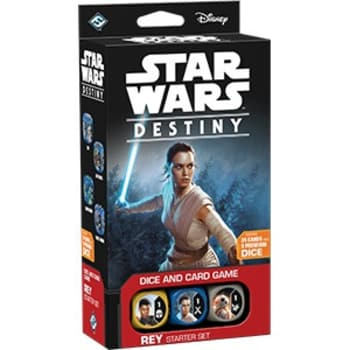Star Wars Destiny: Rey Starter Set