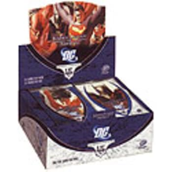 Justice League of America Booster Box (1)