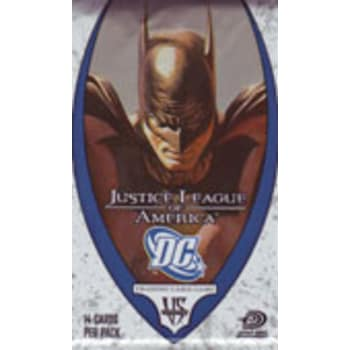 Justice League of America Booster Pack