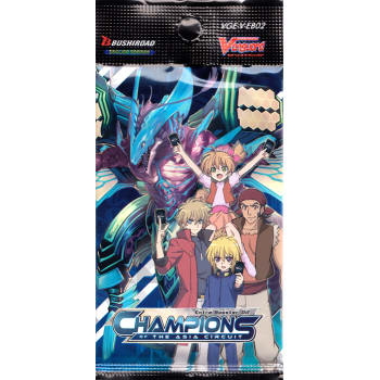 Cardfight!! Vanguard - Champions of the Asia Circuit Extra Booster Pack